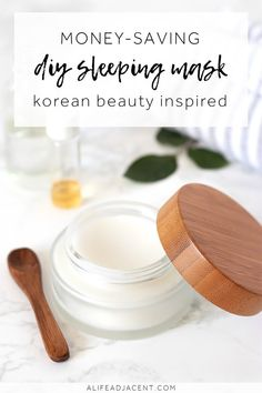 DIY Moisturizing Overnight Face Mask for Dry Skin - DIY Sleeping Mask. - DIY Moisturizing Overnight Face Mask for Dry Skin – DIY Sleeping Mask. Save money on expensive nighttime beauty products. Wake up to dewy, glowing skin – Diy Peel Off Face Mask, Diy Face Mask Easy, Diy Acne Face Mask, Diy Lip Mask, Diy Overnight Face Mask, Coconut Oil Overnight Face, Diy Beauty Hacks, Beauty Tips, Beauty Quotes