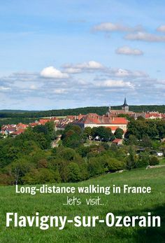 Visit the village where Chocolat was filmed on a walking holiday in France