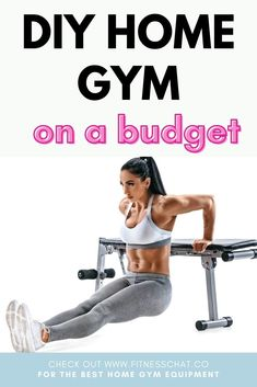 Best home gym Ideas for building a cheap Workout Room on a budget | Diy home gym on a budget Home Weight Workout, Beginner Workout At Home, Best At Home Workout, Workout For Beginners, Best Workout Videos, Diy Home Gym, At Home Workouts For Women, Youtube Workout, Best Home Gym Equipment