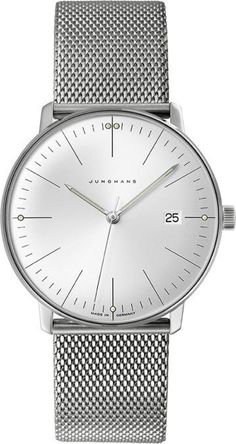 @junghansgermany  Watch Max Bill Gents Quartz #best-seller-yes #bezel-fixed #bracelet-strap-steel #brand-junghans #case-depth-7-9mm #case-material-steel #case-width-38mm #date-yes #delivery-timescale-7-10-days #dial-colour-silver #gender-mens #luxury #movement-quartz-battery #official-stockist-for-junghans-watches #packaging-junghans-watch-packaging #style-dress #subcat-max-bill #supplier-model-no-041-4463-45 #warranty-junghans-official-2-year-guarantee #water-resistant-waterproof