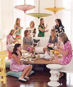 Host a Spring Luncheon!