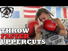 How To Throw Fast Uppercuts Like a Boxer Boxing Training Workout, Boxer Workout, Home Boxing Workout, Muay Thai Training, Martial Arts Training, Boxing Techniques, Self Defense Techniques, Muay Thai Workouts, Body Workouts