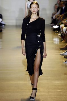 Altuzarra - New York Fashion Week | Spring/Summer 2016 Model: Sophia Ahrens