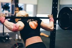 Improve Your Squat with Smarter Accessory Work - Article by Deanna Gerdesmeier Photo by no secret that the GWPL community loves t - Abs And Cardio Workout, Fun Workouts, Fit Girl Motivation, Fitness Motivation, Squat Program, Powerlifting Women, Lifting Programs, Women Lifting, Lift Heavy