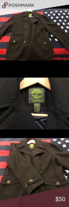 Timberland Wool PeaCoat Wool PeaCoat very good condition Timberland Jackets & Coats Pea Coats