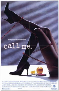 Call Me , starring Patricia Charbonneau, Stephen McHattie, Boyd Gaines, Sam Freed. A journalist (Anna) receives an obscene phonecall that she mistakes for her boyfriend. She then agrees to meet with the caller at a bar. Drama Movies, Hd Movies, Movie Tv, Movies 2019, Patricia Charbonneau, Band Posters, Movie Posters, Steve Buscemi, Movies