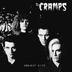 The Cramps Gravest Hits on Numbered Limited Edition 200g LP Also Available on Numbered Limited Edition Colored Vinyl Red Cover Art The Cramps emerged out of the first wave of punk music in the mid '70