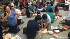 SGH launches simplified CPR programme for community, religious groups - Channel NewsAsia