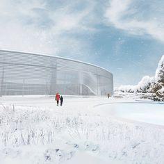 HO HO HO [Santa Claus logistics center ] | COLECTIVO AC | Archinect