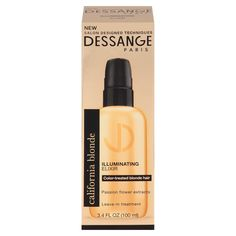 Salon Exclusive Techniques Dessange Paris Illuminating Elixir Leave-in Treatment Oz >>> Continue to the product at the image link. (This is an affiliate link and I receive a commission for the sales) California Colors, Matrix Hair, Bleach Blonde Hair, Colon, Shoulder Hair, Beauty Must Haves, L'oréal Paris, Salon Design, Hair Health