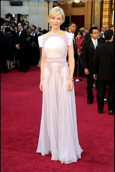 cate blanchett. givenchy haute couture. In my top 10 off favourite red carpet dresses
