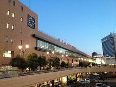 Sendai Station (仙台駅)