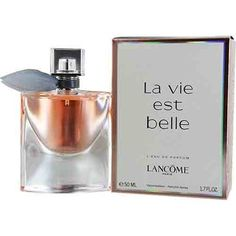 Veja nosso novo produto Lancôme La vie est belle feminino 50ml! Se gostar, pode nos ajudar pinando-o em algum de seus painéis :)