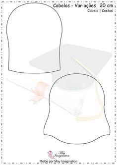 bonequinha+formatura.molde.5.jpg (679×960)