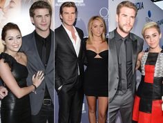 Miley Cyrus and Liam Hemsworth Officially Split: See Their Relationship in Photos