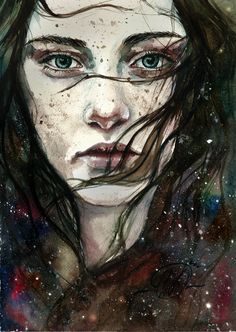 Freckled by Poplavskaya.deviantart.com on @deviantART