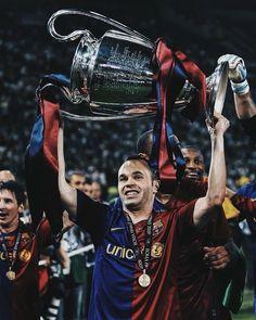 Barcelona Champions League, Fc Barcelona Players, Barcelona Team, Barcelona Football, Football Final, Best Football Team, Football Stuff, Xavi Barcelona, Xavi Iniesta