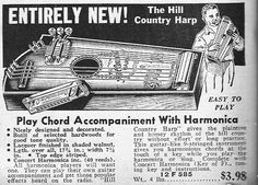 What a peculiar instrument!