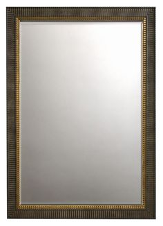Printfinders Wall Mounted Framed Mirror, Scalloped Mahogany ** You can find more details by visiting the image link. (This is an affiliate link) #Mirrors
