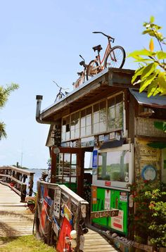 Cedar Key, Florida: A Slice of Key West, Without the Crazies and the Crowds - Beaches Bars and Bungalows