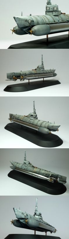 Bibet Midget Submarine Scale Model Ships, Scale Models, Midget Submarine, Cool Boats, Military Modelling, Military Diorama, Military Photos, Submarines, Model Building