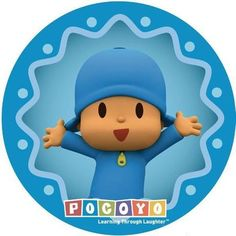 Cumple de Pocoyo                                                                                                                                                                                 Más First Birthday Decorations, Happy Birthday Parties, 1st Boy Birthday, Birthday Ideas, Party In A Box, 1st Birthdays, Reveal Parties, Baby Shower Cakes, Holidays And Events