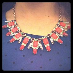 Beautiful statement necklace The photos speak for themselves Jewelry Necklaces