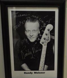 Randy Meisner With The Eagles | Randy Meisner