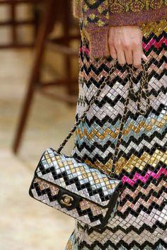 Chanel - Fall 2015 Ready-to-Wear - Look 148 of 161 handbag