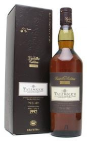 Talisker 1992 Distillers Edition; MY FAVORITE SCOTCH!!!