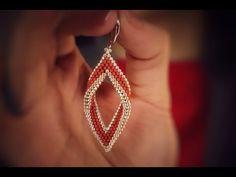 Suyi Trend Handmade Beaded Earrings Statement Drop Earrings Bohemian Tassel Dangle Earrings Creative Gifts for Women Lady – Fine Jewelry & Collectibles Beaded Earrings Patterns, Jewelry Patterns, Bead Earrings, Beaded Jewelry, Diamond Earrings, Peyote Beading Patterns, Beaded Bead, Jewelry Ideas, Silver Earrings