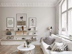 Soft and cozy apartment (via Bloglovin.com )
