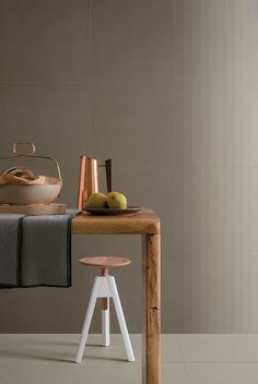 A beatiful composition with the iconic stool Vitos! #miniforms #interiordesign #homeforniture