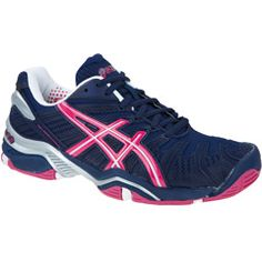womens asics tennis shoes uk