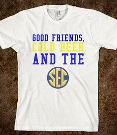 SEC Tshirt