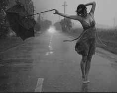 The rain will come to wash it all away. Rinse clean the sediment of all you have endured, layered atop you like armor of experience. The storm is brewing now that will give birth to the water that will bathe you anew. Put down your umbrellas and dance • Tyler Knott Gregson