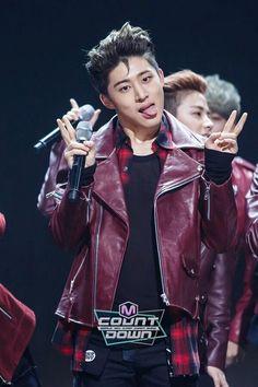 Kim Hanbin #B. I #iKON