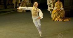 Conheça a rotina do brasileiro que é bailarino do American Ballet Theater
