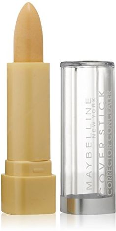 Maybelline Cover Stick Concealer  Yellow Crct Dk Circl  2 Pack *** Read more reviews of the product by visiting the link on the image.