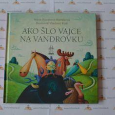 Mrkvicka.sk, knihy, rozprávky, Ako šlo vajce na vandrovku, 3 prasiatka