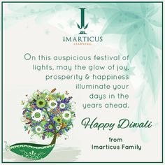 Imarticus Learning Family  wishes you all a happy and safe #Diwali
