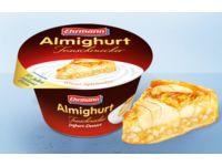 Almighurt Feinschmecker Joghurt Wiener Apfelkuchen #Ciao