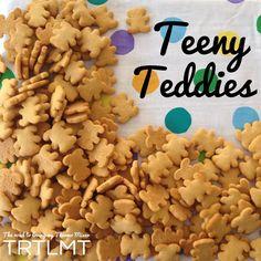 Make your own teeny tiny teddies!
