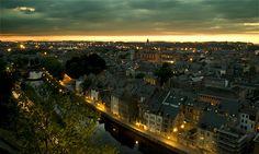 Namur (Namen) by night | Flickr: partage de photos!