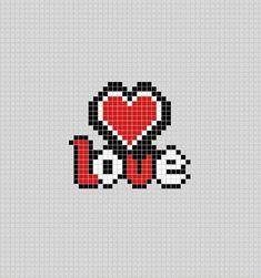 Graph Paper Drawings, Cool Pencil Drawings, Graph Paper Art, Cross Stitch Cow, Pokemon Cross Stitch, Cross Stitch Patterns, Pixel Art I Love You, Image Pixel Art, Pattern Art