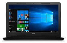 Dell Inspiron 15 3000 15.6-Inch Notebook - (Black) (Intel Core i3 8 GB RAM 1 TB HDD Windows 10)...