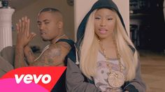 Nicki Minaj - Right By My Side  ft. Chris Brown   I was obsessed with this song in 7th grade (I still love  it)