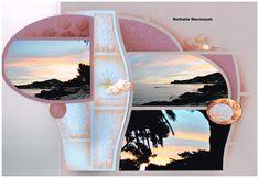 Vous aimez les loisirs créatifs, vous avez des photos que vous aimeriez mettre en valeur en réalisant des albums personnalisés. Animatrice en scrapbooking AZZA (Mémo'art) sur Château-Arnoux dans les Alpes de Haute Provence, je partage avec bonheur le scrapbooking AZZA en toute convivialité à travers des ateliers d'initiation et des cours techniques  afin de vous perfectionner dans l'art de la mise en page de vos photos. Pocket Letters, Album Photo, Jpg, Scrapbook Pages, Scrapbook Layouts, Toronto, Mosaic, Projects To Try, Photos