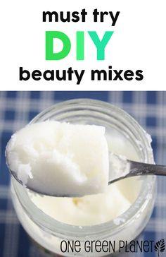 Super Simple DIY Beauty How-Tos http://onegr.pl/TguxtR #veganbeauty #easy
