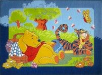 Tappeto Winnie The Pooh